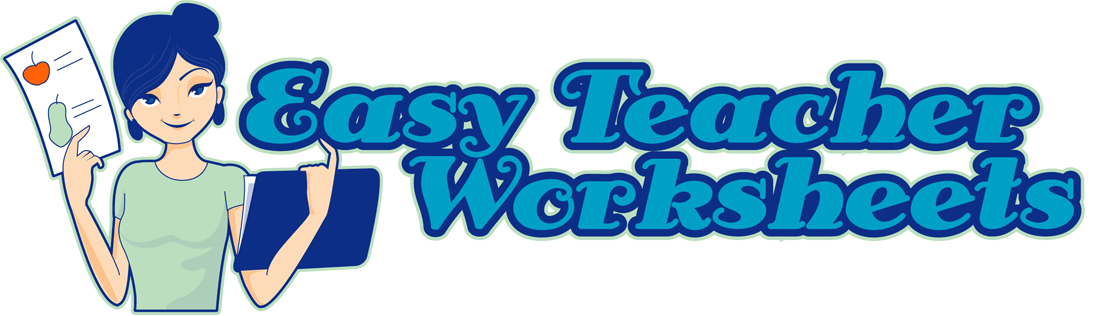 Easy Teacher Worksheets - Ready To Print Teacher Worksheets